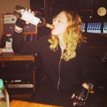 Madonna gets drunk on Rosé photo