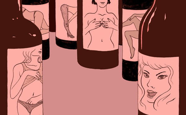 Sex, Sexism and the Natural Wine Label photo