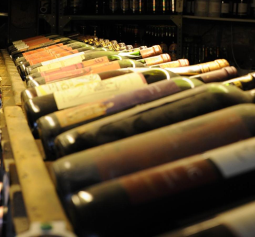 Hotel workers find wine cellar full of vintage booze worth over $33K photo