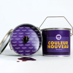Paint Your Mouth Purple with This Uniquely Packaged Wine photo