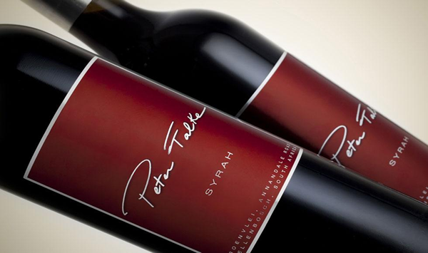 Peter Falke Signature Syrah is South Africa`s wine PAR® excellence for 2014 photo