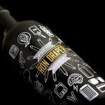 Packaging Spotlight: Don Draper Rum photo