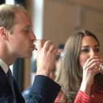 The Royals visit The Famous Grouse Experience at Glenturret distillery photo