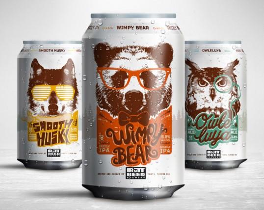 Packaging Spotlight: RuTT Beer Brewery photo