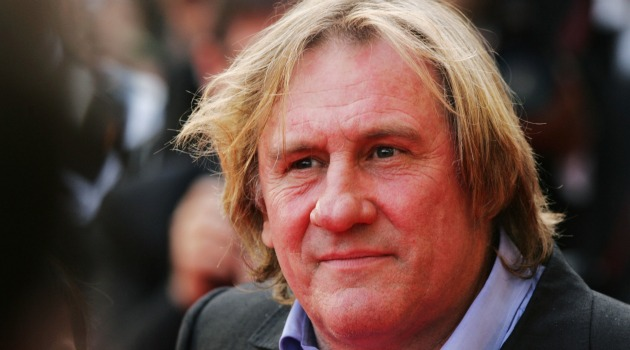 Depardieu wanted to lead Crimean wine agency photo