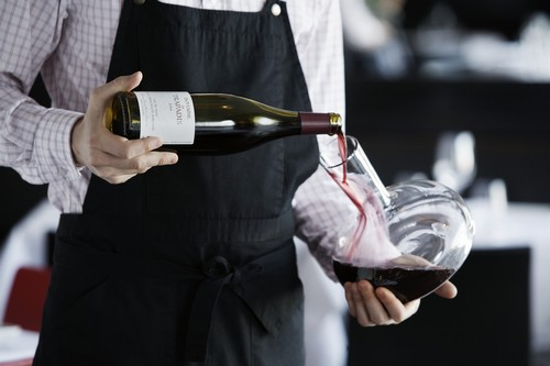 Here's How To Get A Sommelier To Offer You Wines That Aren't On The Menu photo