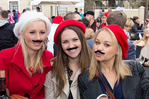 Post your Bastille festival photos and win 6 weekend passes to Franschhoek Uncorked photo