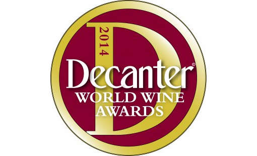 La Beryl Scoops Decanter Gold photo