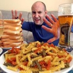 This Guy Gets Drunk By Eating Bread, Seriously photo