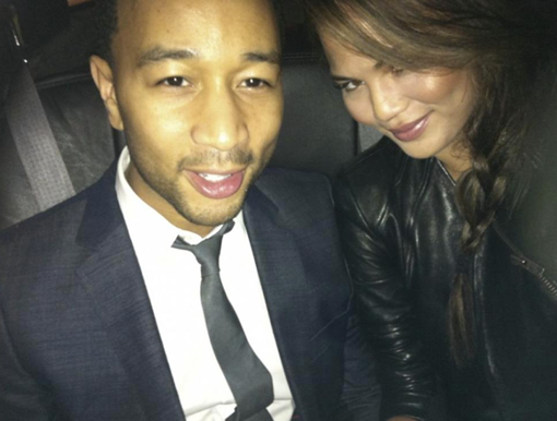 John Legend claims his wife was the drunkest at Kim Kardashian and Kanye West`s wedding photo