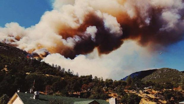 California wildfires threaten wine-growing regions in Amador and El Dorado photo
