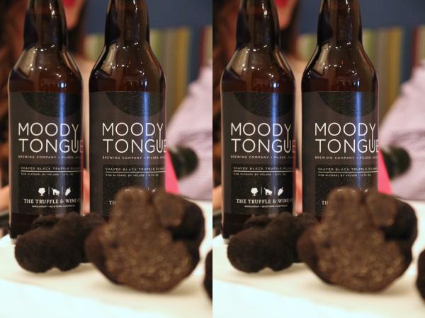 "$120 ""truffle"" beer comes to NY photo"