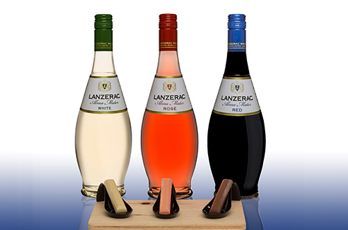 Win a Wine and Chocolate Pairing Plus a Free Case of Wine (6 Bottles) with Lanzerac Wine Estate photo