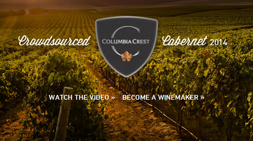 Create a new wine entirely online photo