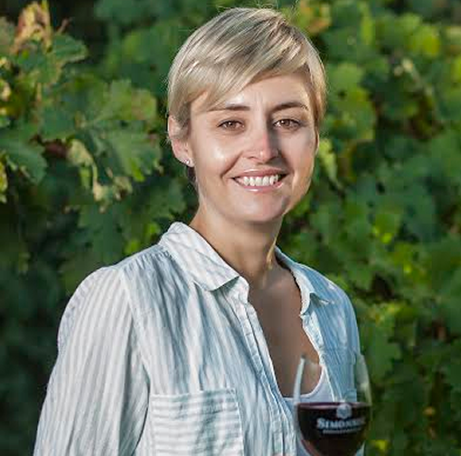Simonsig Produces Top 10 Winning Wine and the First Lady of Pinotage photo