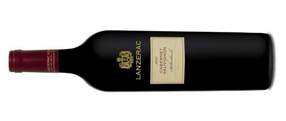 Lanzerac Cabernet Sauvignon 2012 released photo