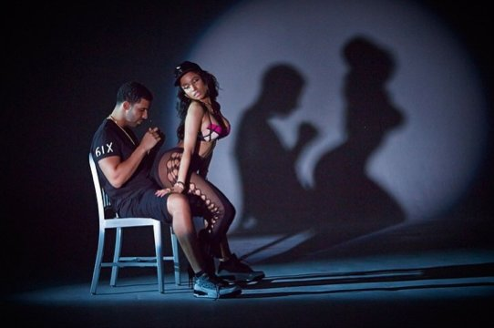 Nicki Minaj Admits Being Drunk Behind The Scenes Of Anaconda photo