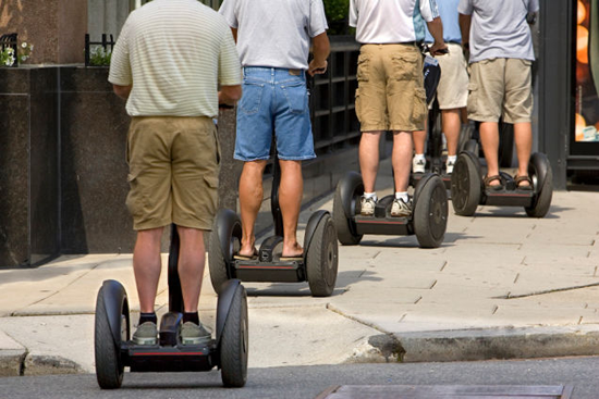 Norway Arrests First Segway Drunk Driver photo