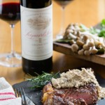Mushroom sauce – versatile, popular and a great partner to our Grand Vin! photo