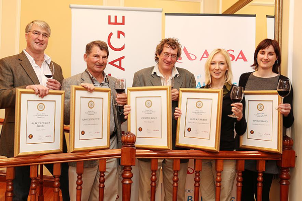 Absa Perold Cape Blend Winners Show Creativity and Individuality photo