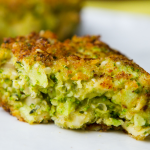 Cheesy Quinoa and Broccoli Patties photo