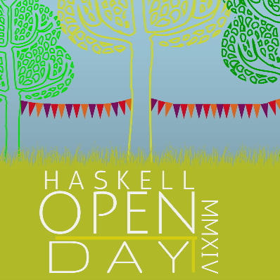 Haskell Open Day photo