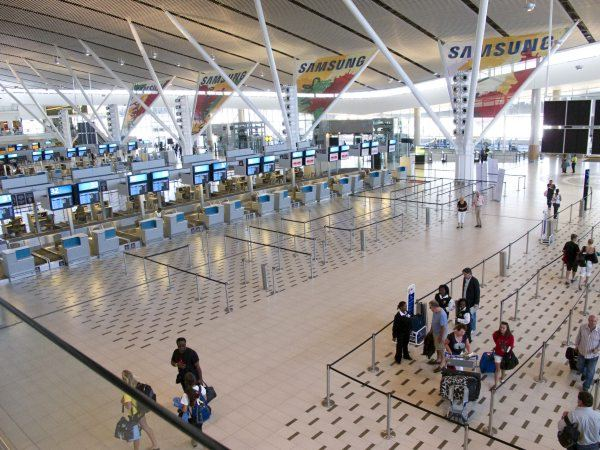 A New Winery At Cape Town International Airport