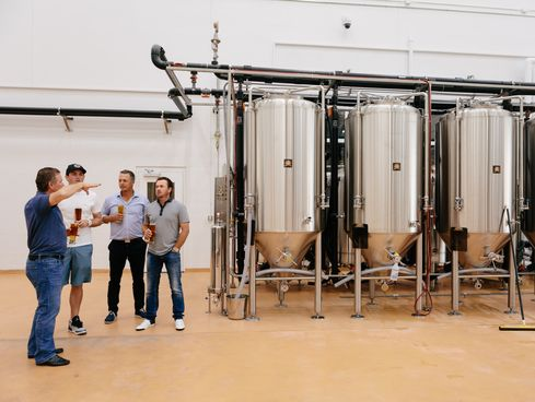 Pro golfers crafting new beer product line photo