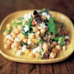 Jamie Oliver`s chickpea salad photo
