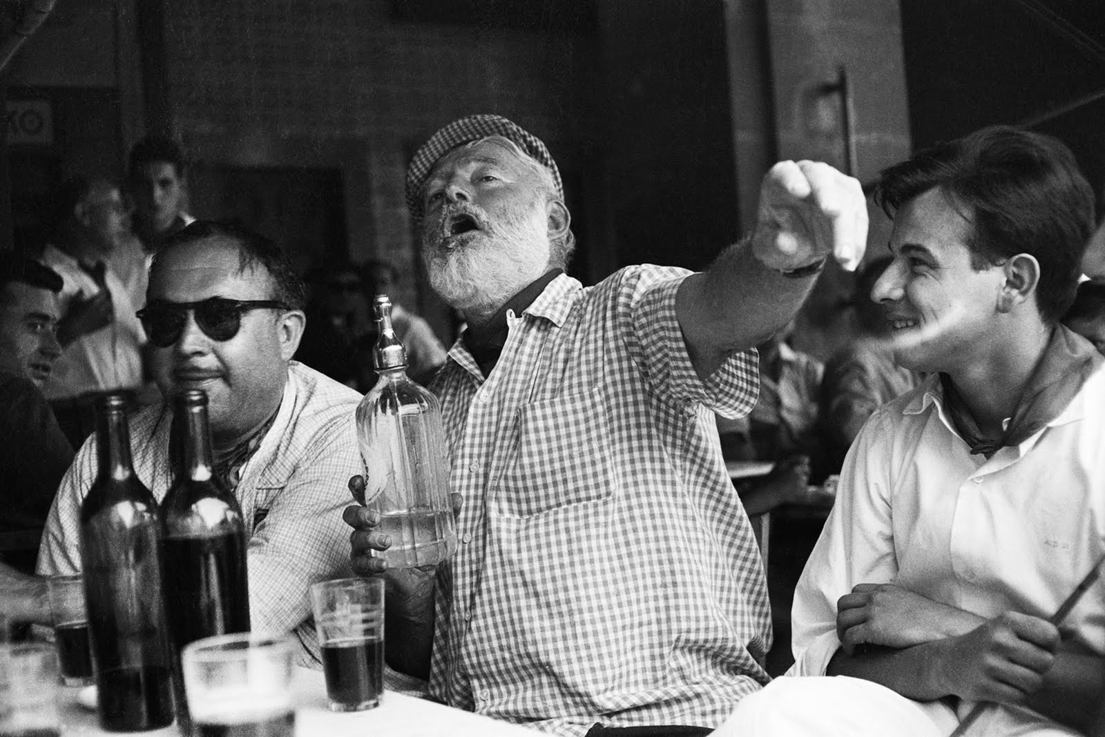 hemingway and alcohol
