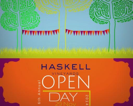 Haskell Vineyards Open Day Masterclass photo