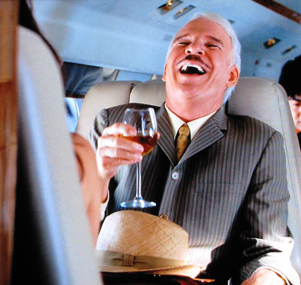 The simple way to make airplane wine taste better photo