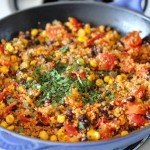 One Pan Mexican Quinoa photo