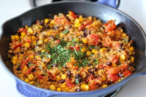 One Pan Mexican Quinoa photo
