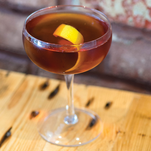 recipe The Perfect Mount Gay Manhattan 3 Simple Cocktails Everyone Should Know How To Make By The Age Of 30