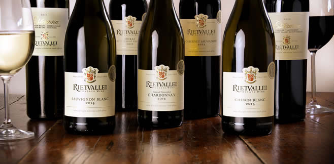 New look for Rietvallei Wines photo