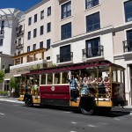 Fresh-air winery tour rolls through the Napa Valley photo