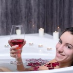 Antioxidant in red wine could help reduce acne photo