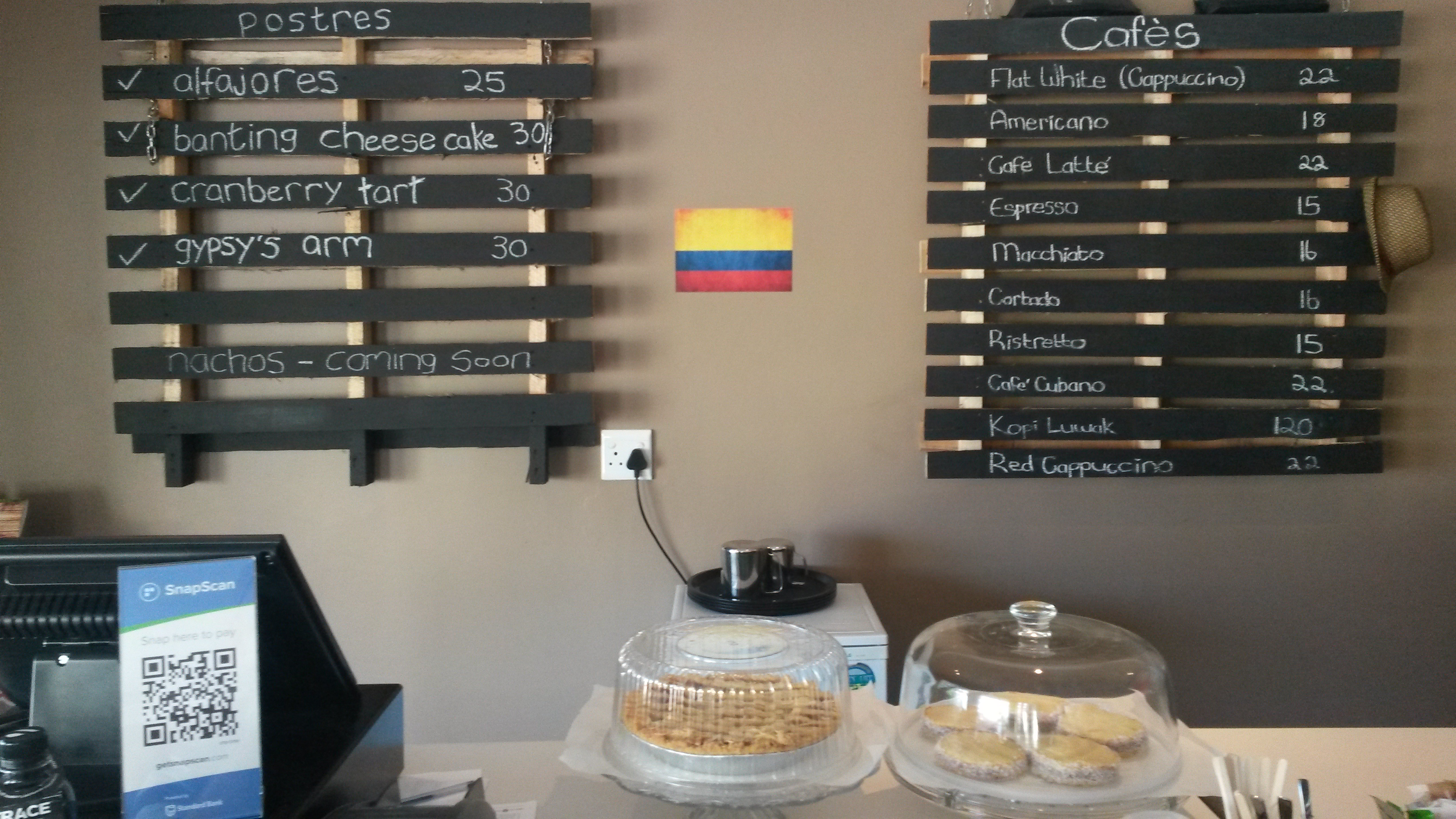 Speciality Coffee Shop – Business and Point-of-Sale photo