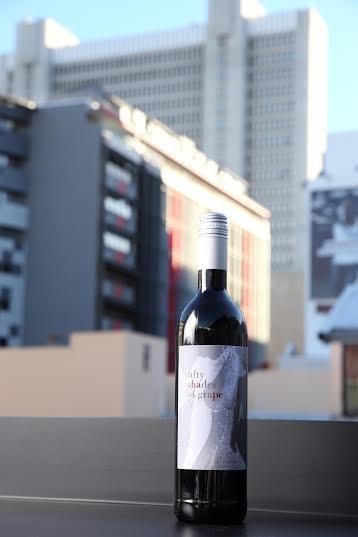 50shadeswine Ultra Liquors releases`50 Shades of Grape`wine