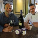 Heavenly Wine Inspired Ice Cream Now Available At Lanzerac photo