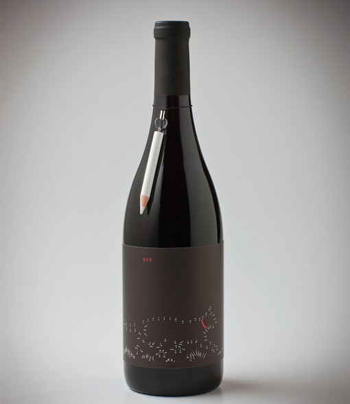 "Packaging Spotlight: ""Point After Point"" Wine Bottles photo"