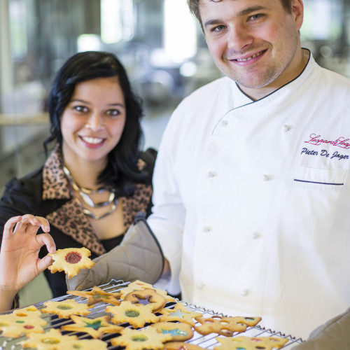 Christmas Cookie Recipe paired with Culinaria Muscat de Frontignan photo