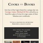 Jordan Bakery Cooks with Books on 15 December photo