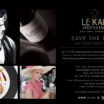 Luxuriate in a blend of fine wines, gourmet food, fashion and showjumping at the LE KAP Lifestyle Fair photo