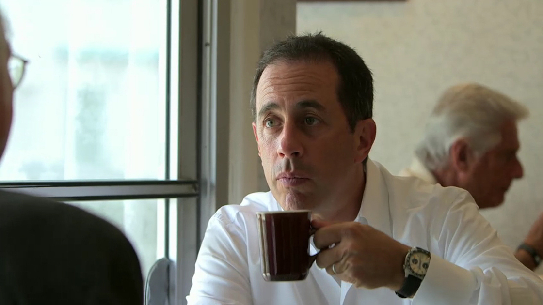 Jerry Seinfeld declines fancy vintage wine at lunch photo