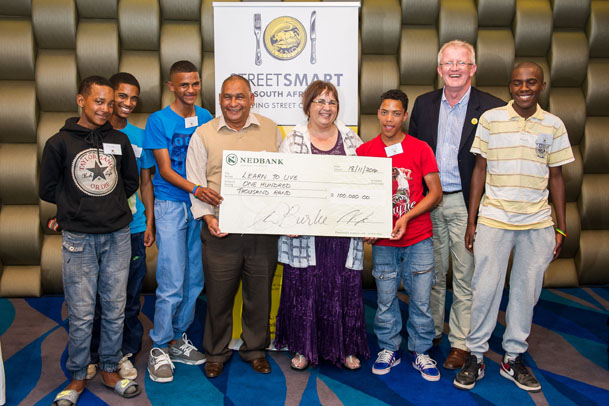StreetSmart diners raise R480 000 in Cape Town photo