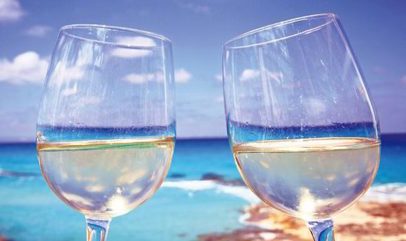 Crisp Summer Whites: Flagstone Sauvignon Blanc and Chardonnay photo