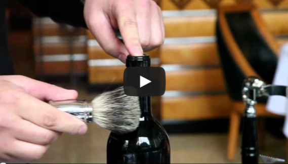 The Most Hipster Way To Open A Bottle Of Wine photo