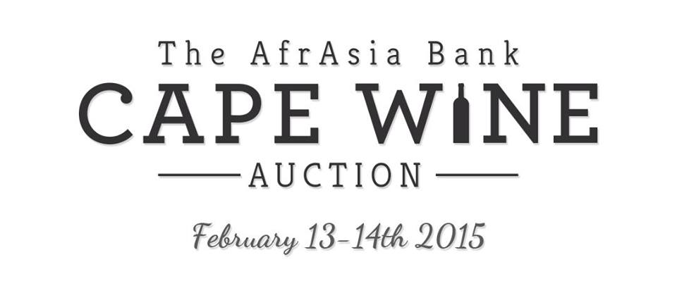 THE AFRASIA BANK CAPE WINE AUCTION photo
